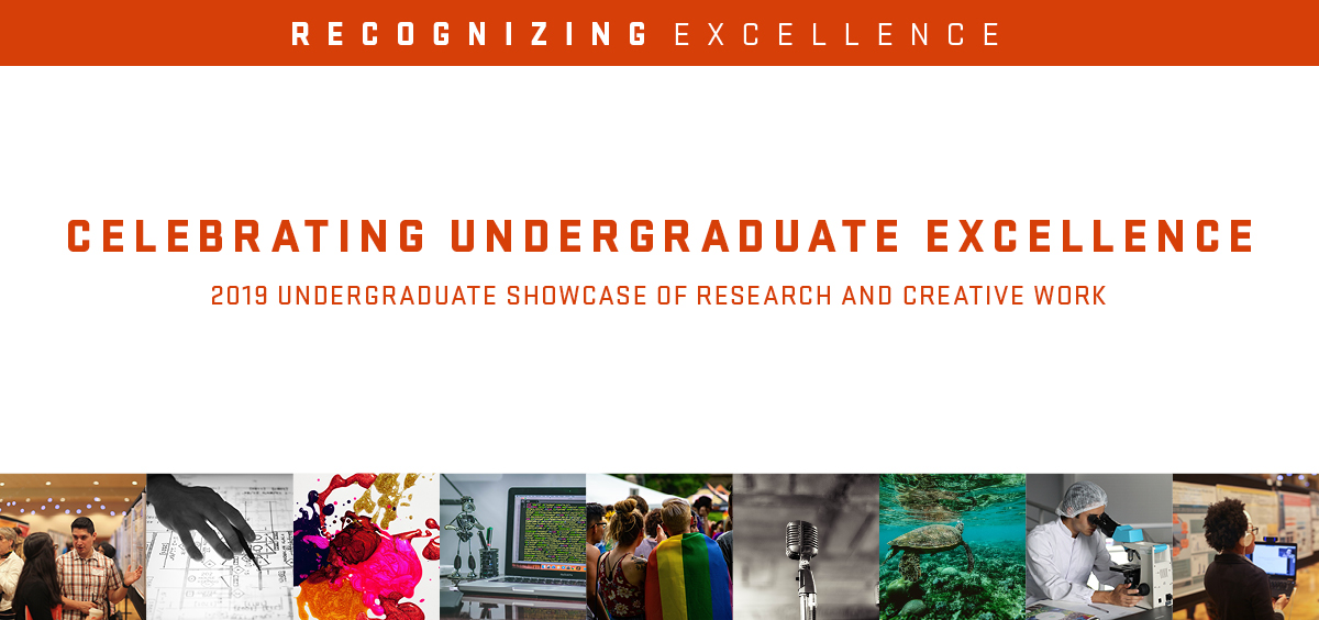 2019 Celebrating Undergraduate Excellence