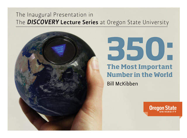 Discover lecture poster