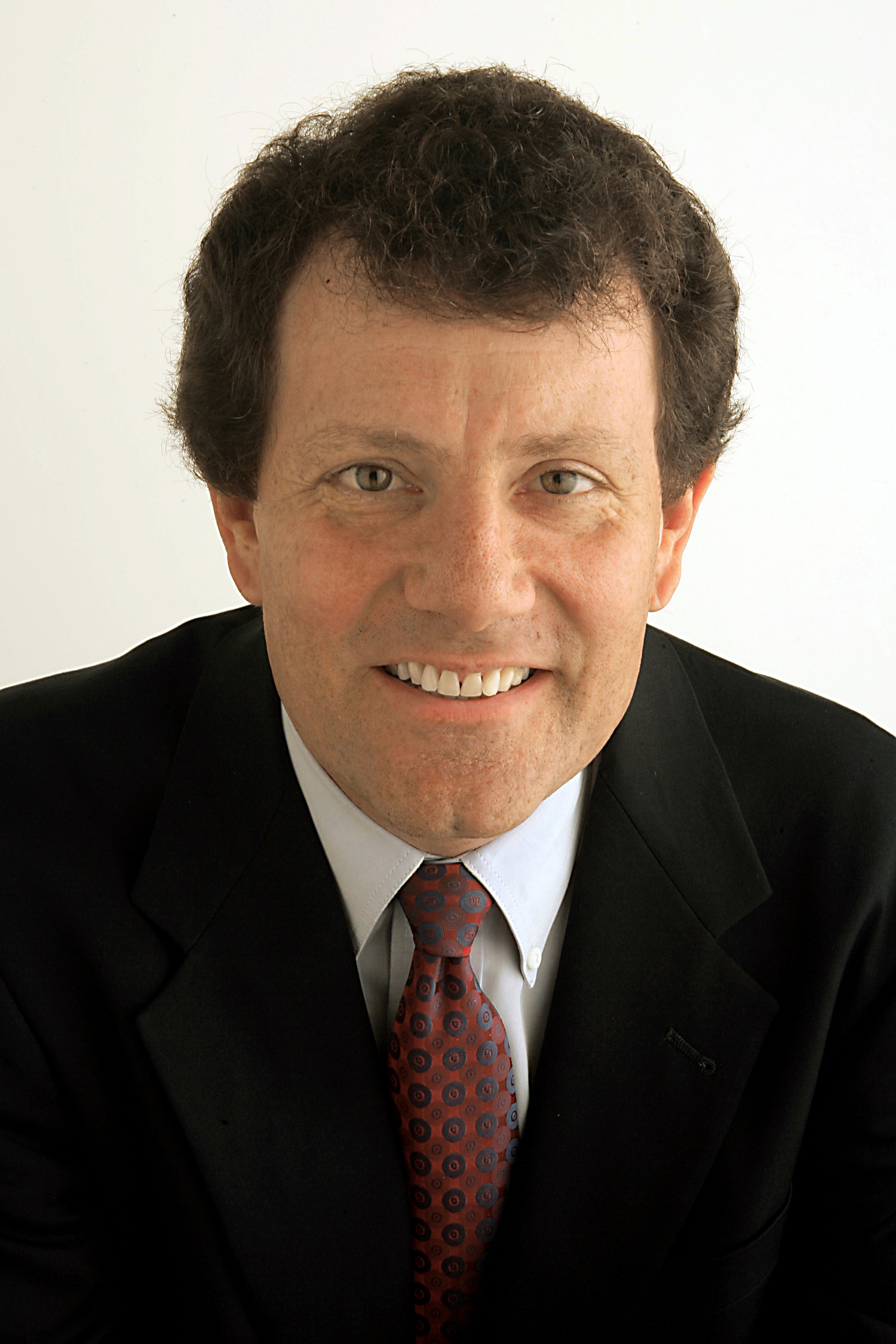 Nicholas Kristof, New York Times journalist