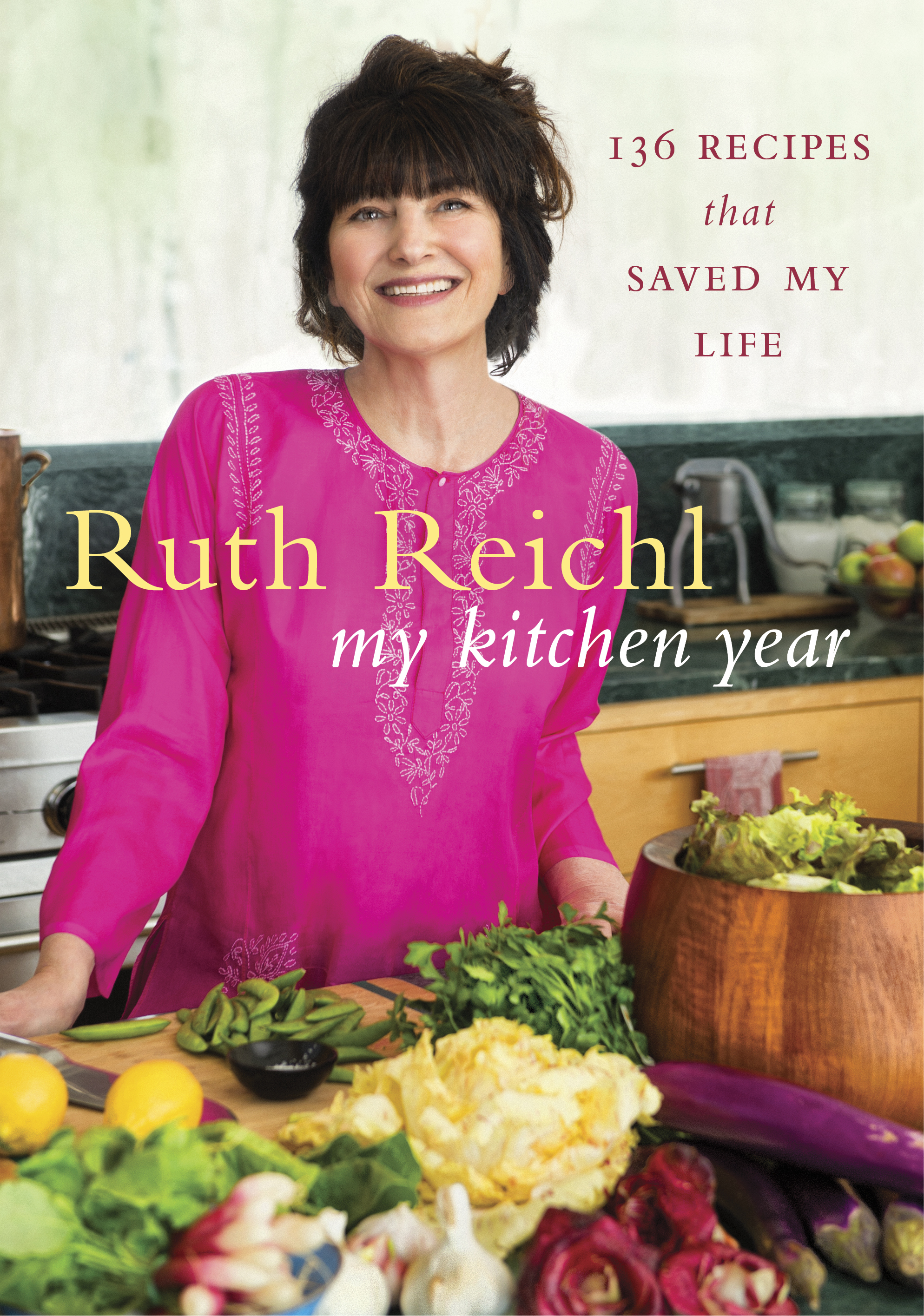 Provost's Lecture Series Speaker Ruth Reichl
