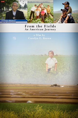 From the fields movie poster