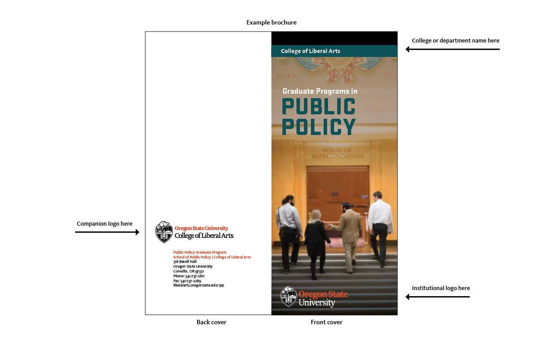 companion logos | university relations and marketing | oregon, Presentation templates