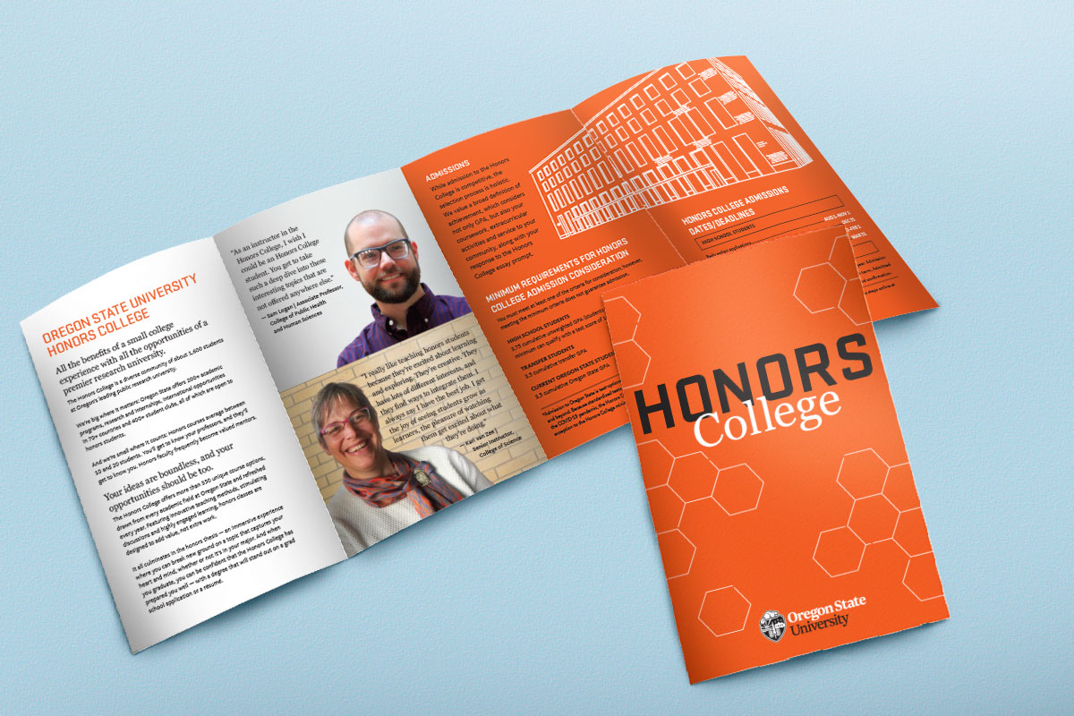 Honors College Brochure
