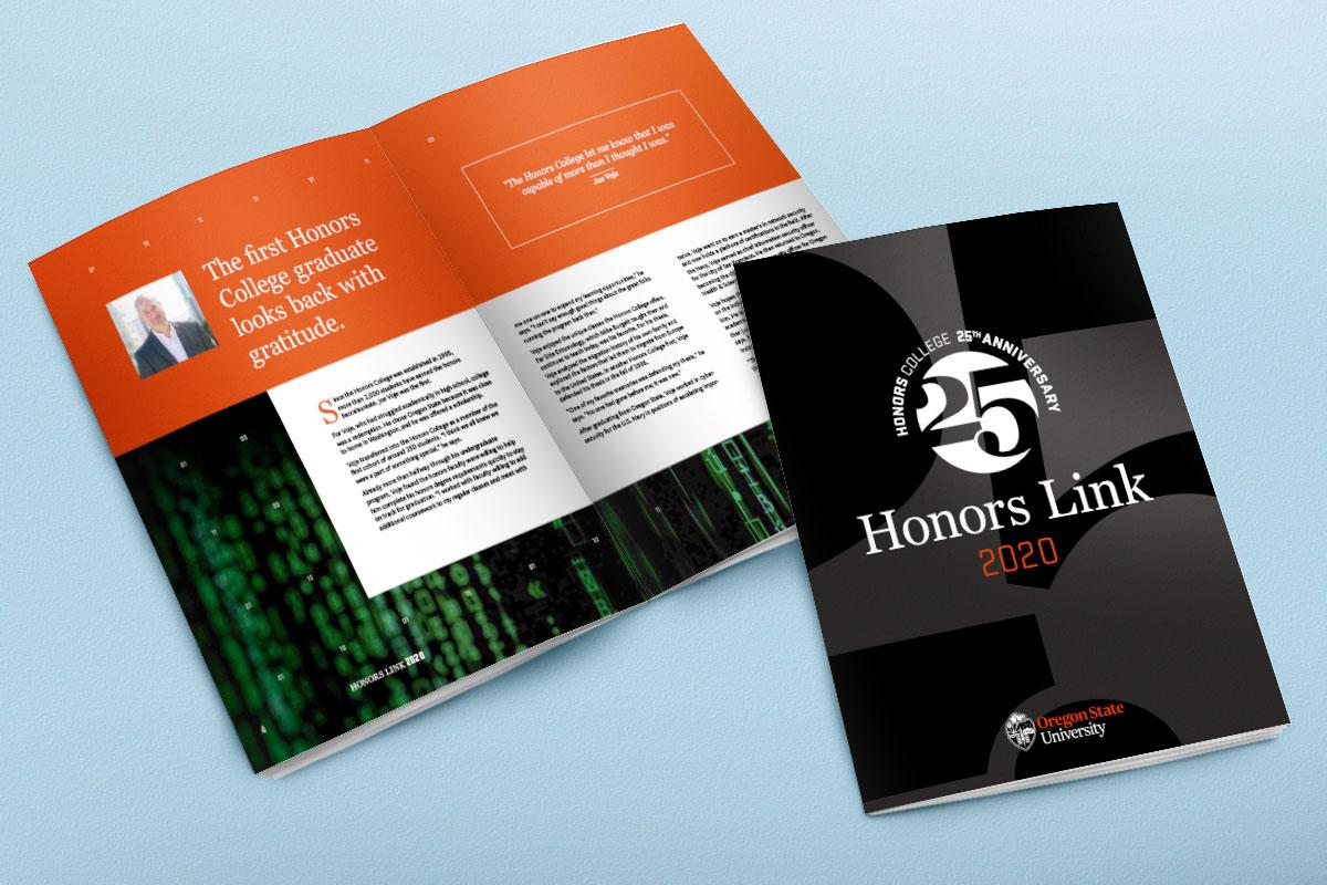 Honors link brochure