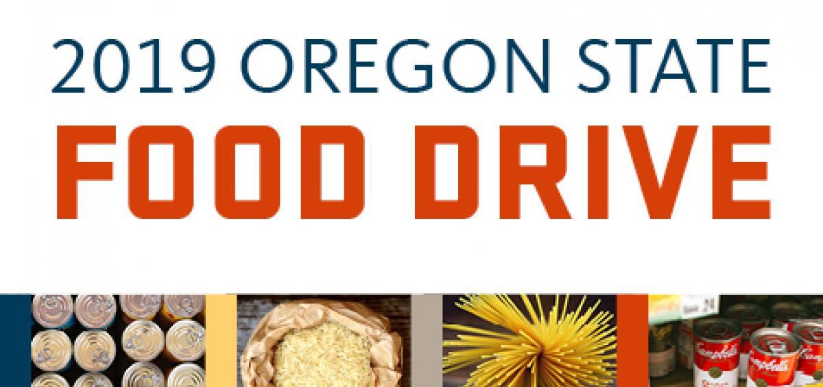 2019 OSU Food Drive