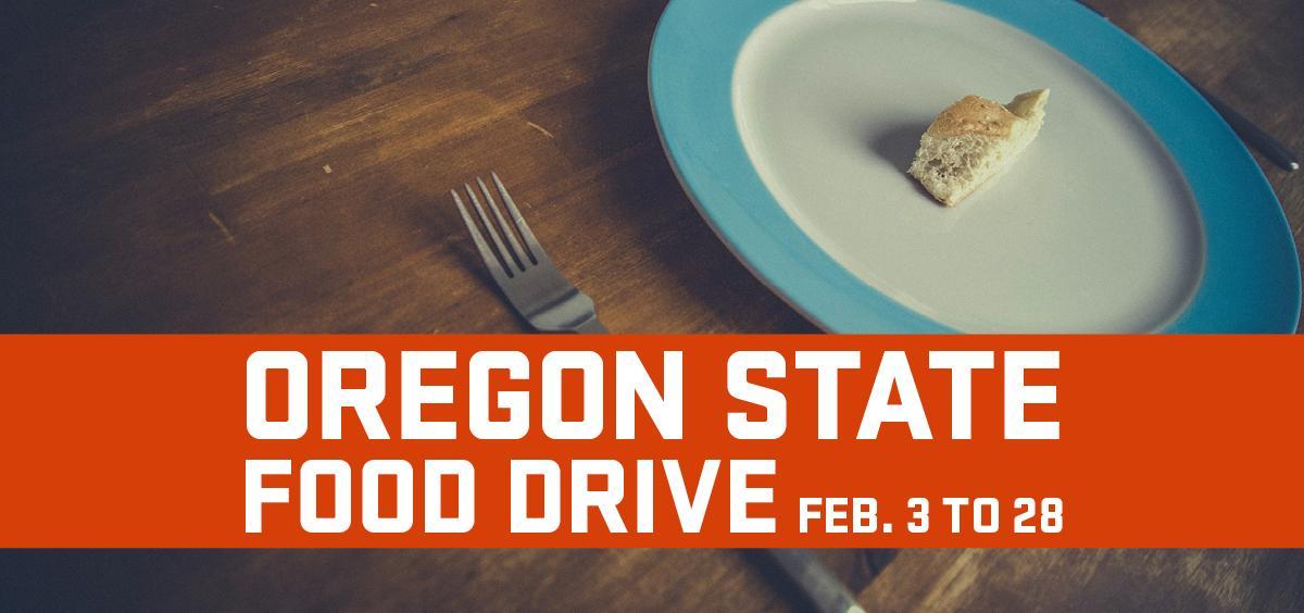 2020 OSU Food Drive