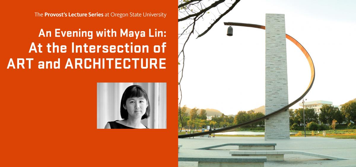Provost's Lecture with Maya Lin