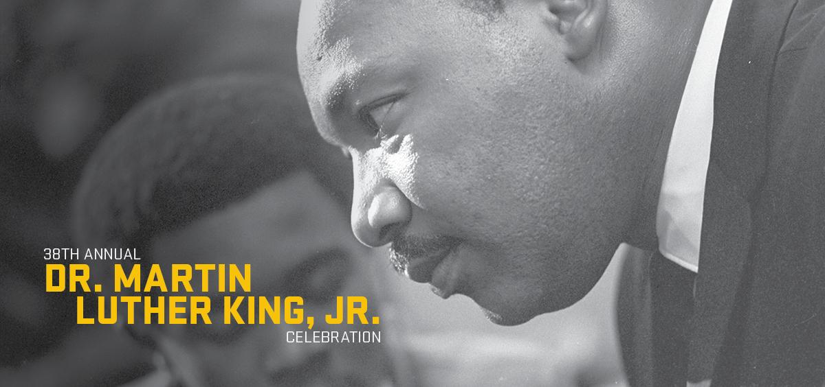 38th Annual Dr. Martin Luther King, Jr. Celebration