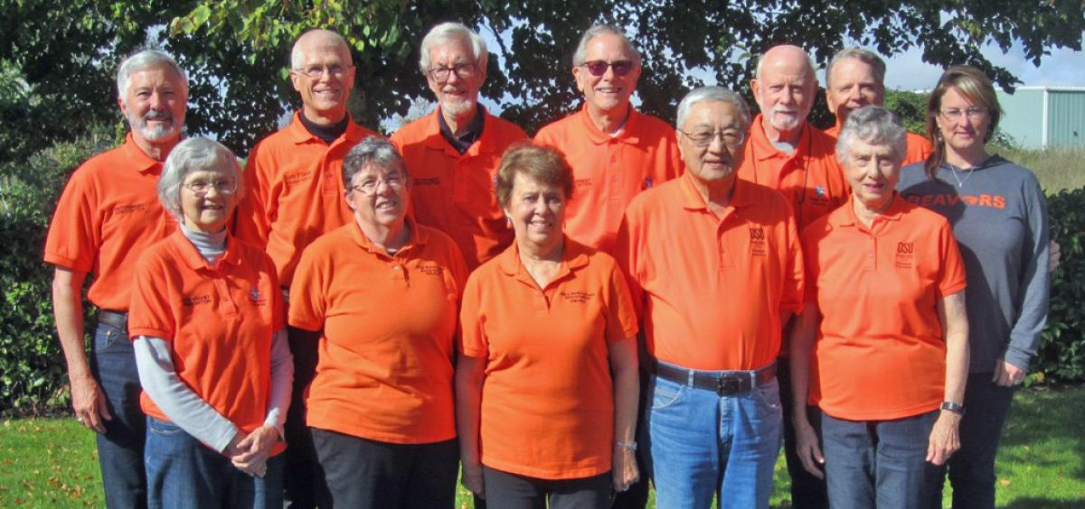 2019-20 OSU Retirement Association Board
