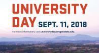 University Day 2018