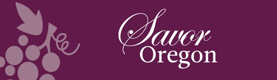 Savor Oregon poster